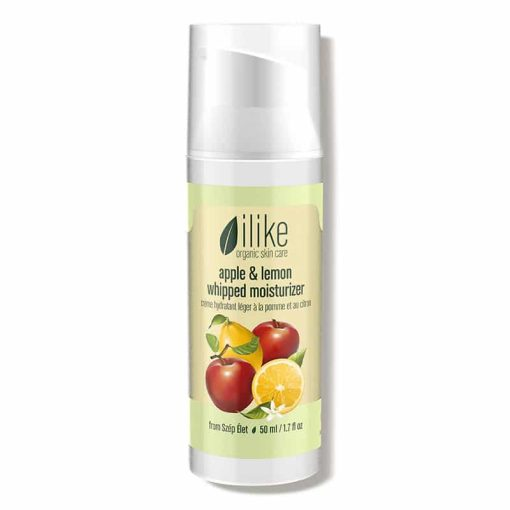 ilike Apple And Lemon Whipped Moisturizer