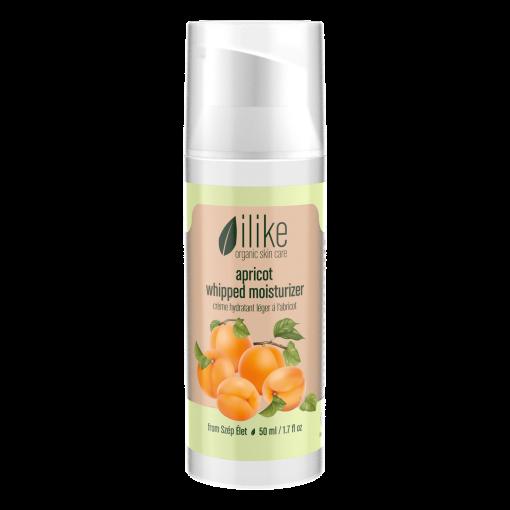 ilike Apricot Whipped Moisturizer