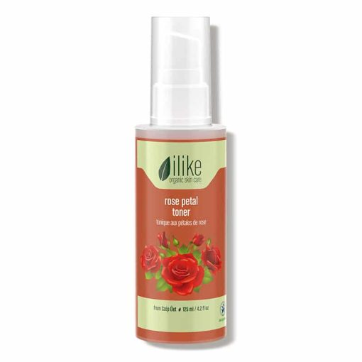 ilike Rose Petal Toner