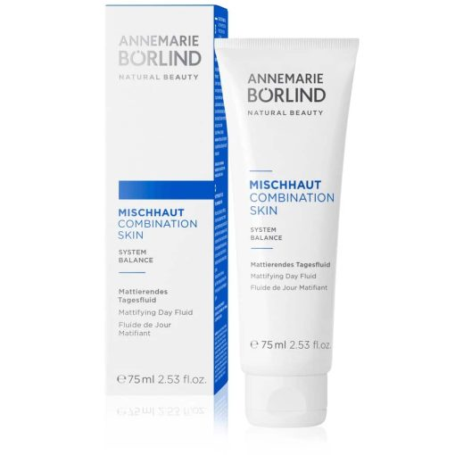 Annemarie Borlind Combination Skin Mattifying Day Fluid