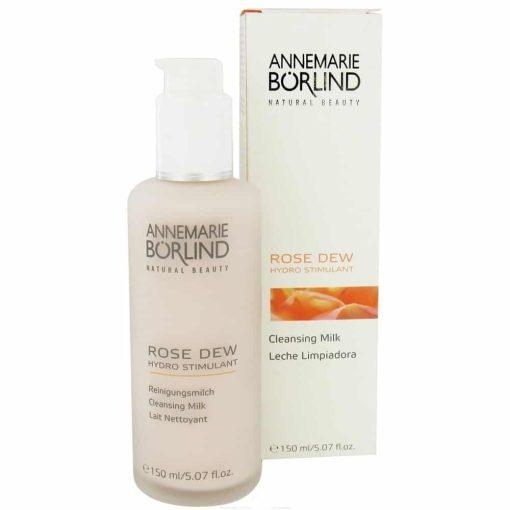 Annemarie Borlind Rose Dew Cleansing Milk