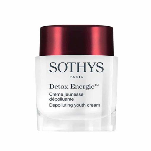 Sothys Detox Energie Depolluting Youth Cream