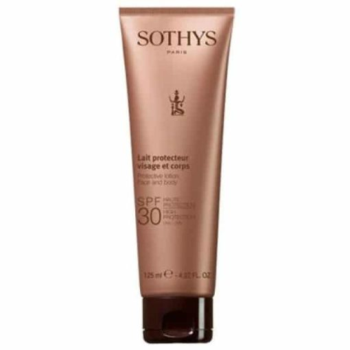 Sothys Sunscreen Lotion for Face & Body SPF30