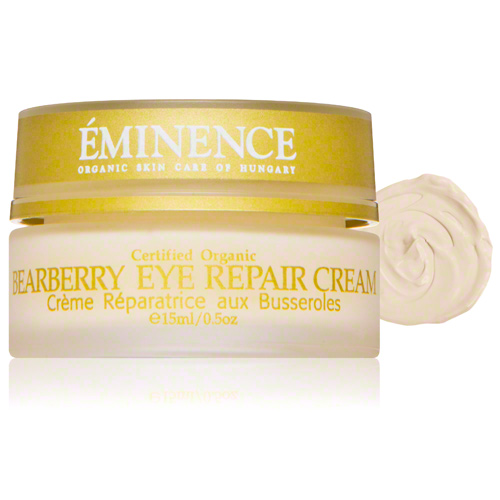 Eminence Biodynamic Bearberry Eye Repair Cream – .5 oz.