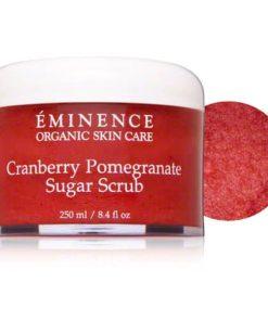 Eminence Cranberry Pomegranate Sugar Scrub – 8.4 oz.