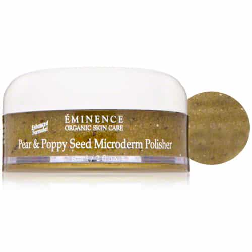Eminence Pear And Poppy Seed Microderm Polisher – 2.0 fl. oz.
