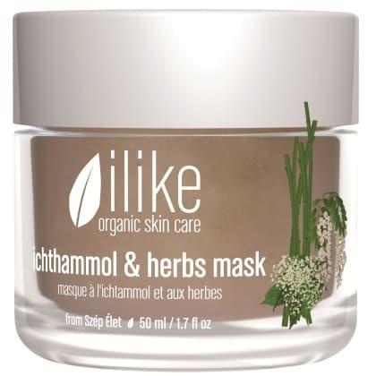 ilike Ichthammol And Herbs Mask – 1.7 oz.