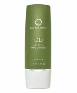 PurOrganic Daily Defense (DD) TZ Forte SPF 40+ - 50ml