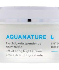 AnneMarie Borlind Aqua Nature Rehydrating Night Cream