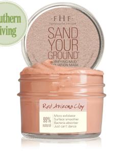 FarmHouse Fresh Sand Your Ground Clarifying Mud Exfoliation Mask