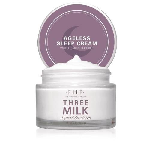 FarmHouse Fresh Three Milk Ageless Night Cream