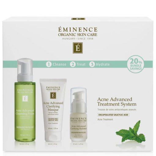 eminence acne advanced treatment system