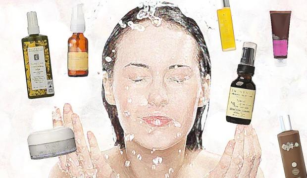 Organic Skin Care Routine