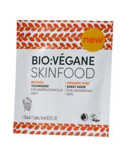 BioVegane Organic Goji Sheet Mask
