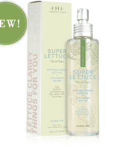 FarmHouse Fresh Super Lettuce Facial Tonic - Instant Clarifying Facial Toner
